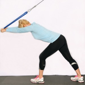 Rope Overhead Extension