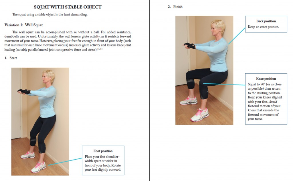 Additional Exercises - Squat